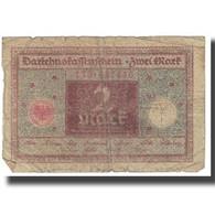 Billet, Allemagne, 2 Mark, 1920, KM:59, B - [ 3] 1918-1933 : République De Weimar