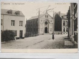Arlon. La Synagogue - Arlon