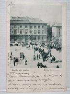 Arlon. Marché Aux Grains. 1900 - Aarlen