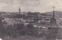 Thuin, Panorama, Vu De La Chapelle St Antoinne (pk58632) - Thuin