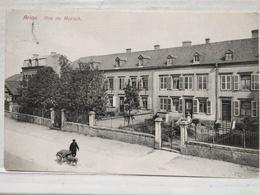 RARE. Arlon. Rue De Mersch. Attelage Chien - Aarlen