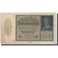 Billet, Allemagne, 10,000 Mark, 1922, 1922-01-19, KM:72, TTB - [ 3] 1918-1933 : République De Weimar