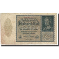 Billet, Allemagne, 10,000 Mark, 1922, 1922-01-19, KM:72, TTB - [ 3] 1918-1933: Weimarrepubliek