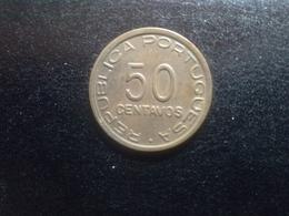 50 Centavos 1945 Moçambique - Portugal