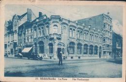 Middelkerke La Poste Het Postkantoor - Middelkerke