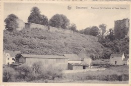 Beaumont, Anciennes Fortifications Et Vieux Moulin (pk58640) - Beaumont