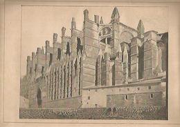LAMINA 13344: Catedral De Palma De Mallorca - Sin Clasificación