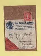 Type Semeuse - 85c Seul Sur Echantillon 2e Echelon Recommande Contre Remboursement - Paris - 4-9-1926 - 1877-1920: Période Semi Moderne