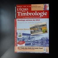 L'Echo De La TIMBROLOGIE    N° 1868      Décembre   2012    Meetings Aériens De 1912 - Français (àpd. 1941)