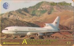 Ascension - 265CASA, GPT, RAF Lockheed Tristar, Air Forces, Aircraft, 2000ex, 1998, Used - Ascension (Ile De L')