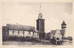 Mont St Aubert, L'Eglise (pk58656) - Doornik