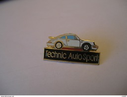 PORSCHE 911 BLANCHE TECHNIC AUTO SPORT - Porsche