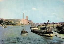 CPM - ENGIS - La Meuse - Engis
