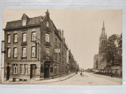 Arlon. Hôtel Du Parc, Avenue Nothomb, La Cathédrale - Aarlen