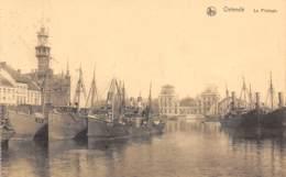 OSTENDE - Le Pilotage - Oostende