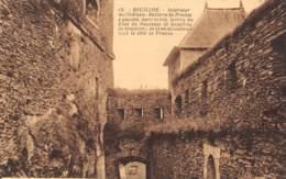BOUILLON - Intérieur Du Château - Batterie De France - Bouillon