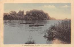 77 - LAGNY-THORIGNY - Vue Sur La Marne - Lagny Sur Marne