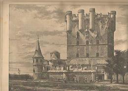 LAMINA 13459: Alcazar De Segovia - Altre Collezioni
