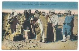 CARTE POSTALE / CONTREBANDIERS DRUZES ARRETES PAR LA COLONNE / ALGERIE / NEUVE - Algerien
