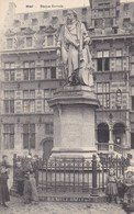 Halle, Hal, Statue Servais ,(pk58680) - Halle