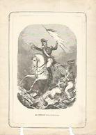 LAMINA 13164: El Heroe De Luchana - Otras Colecciones