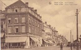 Heist Aan Zee, Heyst Sur Mer, Graaf Ursellaan, Hotel Centraal ,(pk58681) - Heist