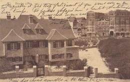 Knokke, Knocke Sur Mer, Villas Et Hôtel Leopold ,(pk58682) - Knokke