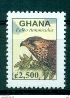 Ghana 2007 ( Definitive) Mnh*** - Adler & Greifvögel