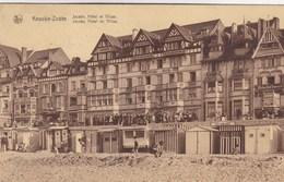Knokke, Knocke Zoute, Jacobs Hotel En Villas ,(pk58684) - Knokke