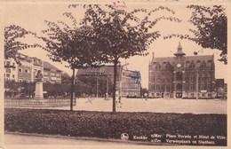 Knokke, Knocke Sur MEr, Verweeplaats En Stadhuis (pk58685) - Knokke