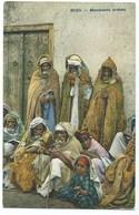 CARTE POSTALE / MENDIANTS ARABES / ALGERIE / NEUVE - Mannen
