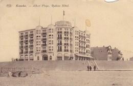 Knokke, Knocke Albert Plage, Rubens Hotel (pk58686) - Knokke