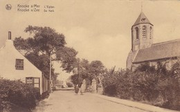Knokke, Knocke Aan Zee, De Kerk (pk58687) - Knokke