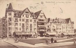 Knokke, Knocke Zoute, La Place Albert, Côté Nord (pk58690) - Knokke