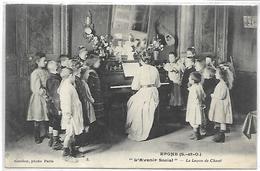 """EPONE - """"L'avenir Social"""" - La Leçon De Chant - Epone"""