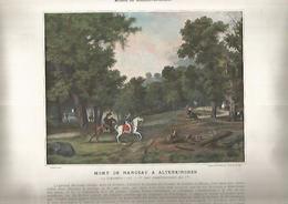 LAMINA 13188: Mort De Marceau A Altenkirchen - Otras Colecciones