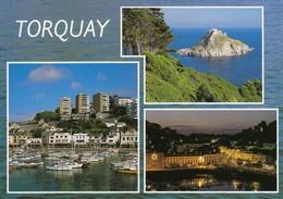 Postcard Torquay Devon My Ref  B23546 - Torquay