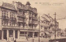 Knokke, Knocke Zoute, Avenue Lippens, Grand Hôtel De L'Avenue (pk58691) - Knokke