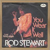 """7"""" Single, Rod Stewart, You Wear It Well - Disco, Pop"""