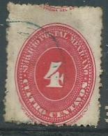 Mexique 1887 - Mexico