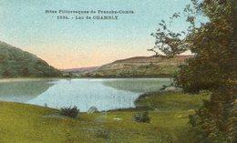 (Jura)  CPA  Lac De Chambly ( Bon Etat) - Autres Communes