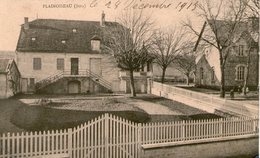 (Jura)  CPA  Plainoiseau   ( Bon Etat) - Frankrijk