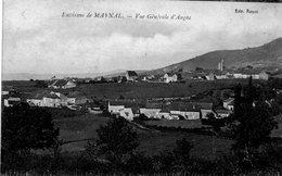 (Jura)  CPA  Maynal Vue Generale D' Augea   ( Bon Etat) - France