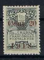 San Marino Y/T 52 (**) - Saint-Marin