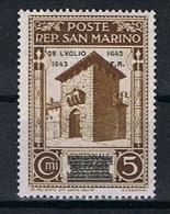 San Marino Y/T 234 (*) - Saint-Marin