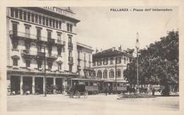 PALLANZA - PIAZZA DELL'IMBARCADERO - Verbania