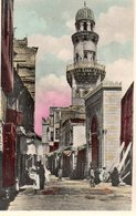 Le Caire / Cairo - In The Native Quarter / Au Quartier Arabe - Kairo