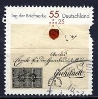 Allemagne Fédérale - Germany - Deutschland 2009 Y&T N°2559d - Michel N°2735Sr (o) - 55c+25c Journée Du Timbre - [7] République Fédérale