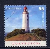 Allemagne Fédérale - Germany - Deutschland 2009 Y&T N°2568 - Michel N°2743 (o) - 55c Phare De Dornbush - [7] République Fédérale