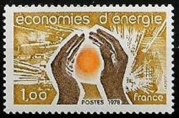 France 1978: YT N°2007 , Neuf ** - France